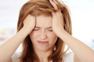 سردرد در دوران بارداری