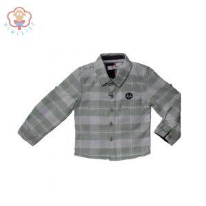پیراهن چهارخونه نوزادی طرح Massimo Duti
