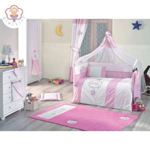 سرویس خواب Kidboo Rabitto Pink