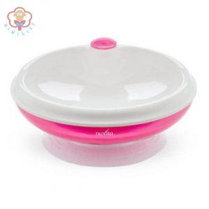 کاسه گرم نگهدارنده غذای کودک nuvita