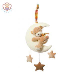 عروسک خرس و ماه موزیکال