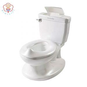 توالت فرنگی آموزشی سامر Summer سفید