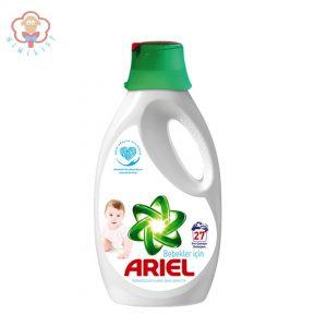 مایع ماشین لباسشویی کودک آریل Ariel
