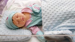 پتو نوزادی