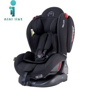 صندلی خودرو ولدون مدل ATLANTIS ISOFIX-G